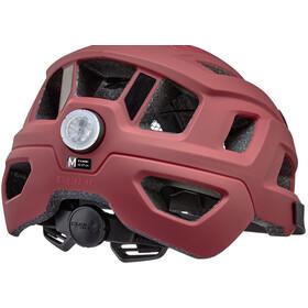Cube Cinity Kask, czerwony